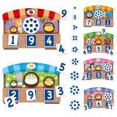 Headu 1-2-3 Dokulu Bingo Puzzle IT21109