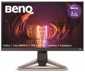 BENQ 27 MOBIUZ  EX2710 1MS 144HZ (HDMI+DP) 400NITS FSYNC FHD IPS HOPARLÖR OYUNCU MONİTÖR