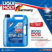 Liqui Moly Super Leichtlauf 10W40 Tam Sentetik Motor Yağı 5LT