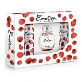 Emotion Romance Set 50 Ml Edt + 2 X 150 Ml Deoodorant