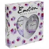 Emotion Asian Garden Edt 50 Ml + 150 Ml Deodorant Kadın Parfüm