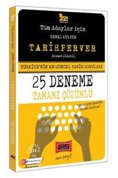 Yargı Yayınları 2021 Tüm Adaylar İçin TARİHPERVER Tamamı