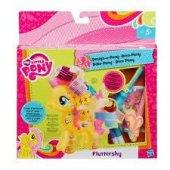 My Little Pony Tasarım Seti Fluttershy - B5809-B7273
