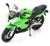 Model Motor - Welly Kawasaki Ninja 650R 1:10 - 62803W