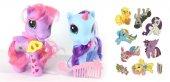 Pony Atlar 2li Stickerlı - 154A14 / 154A10