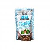 Brit Care  kedi Diş Bakımı Snack Dental 50 gr
