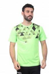 Diadora Alone Antrenman T Shirt Açık Yeşil