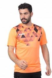 Diadora Alone Antrenman T Shirt Turuncu