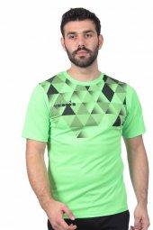 Diadora Alone Antrenman T Shirt Koyu Yeşil