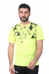 Diadora Alone Antrenman T Shirt F.sarı