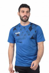 Diadora Alone Antrenman T Shirt Sax