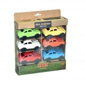 Kanz Mini Arabalar 6lı KNZ-30814