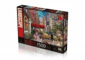 Ks Games 1500 Parça Fifty Avenue Nyc Puzzle 22014