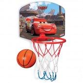 Dede Oyuncak Cars Küçük Boy Basketbol Potası 01520