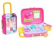 Dede Oyuncak Frozen Bavulum Güzellik Seti 03601