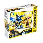 Ca Games Puzzle Transformers 60 Parça CA.5099