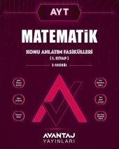 Avantaj AYT Matematik Konu Anlatım Fasikülleri 1. Kitap