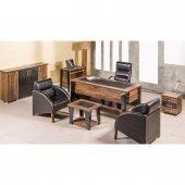Zizuva Stil Büro Masa Takımı - Werona
