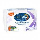 Activex Antibakteriyel Sabun Hassas 80g x 4 Adet
