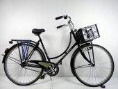Batavus Old Dutch D+ Bayan Şehir Bisikleti 500h 28 Jant 1 V Cb Bc100148 Mat Sıyah