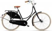 Batavus Old Dutch Bayan Şehir Bisikleti 500h 28 Jant Nex 3 V Bc100152 Mat Sıyah