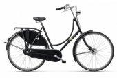 Batavus Old Dutch D+ Bayan Sehır Bisikleti 500h 28 Jant Nex 3 V Bc100156 Mat Sıyah