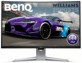 BENQ 31.5 EX3203R 2K WQHD (2560x1440) FREESYNC2 4MS 144HZ (HDMIX2+DP+USB-C) HDR CURVED MONİTÖR