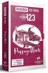 Modadil Yayınları YDS-YÖKDİL Passage Work Ön Hazırlık Seviye 1-2-3