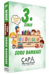 Çapa Yayınları 3. Sınıf Tüm Dersler Soru Bankası