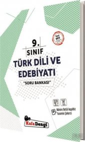 Kafa Dengi Yayınları 9.Sınıf Türk Dili ve Edebiyatı Soru Bankası