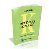 Deyimler Sözlüğü - Koza Yayınları