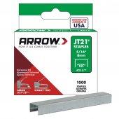 Arrow AR215 8mm 1000 Adet Profesyonel Zımba Teli