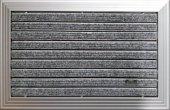 Artlines 20 mm 45x70 Rip Halı Yüzeyli Alüminyum Paspas