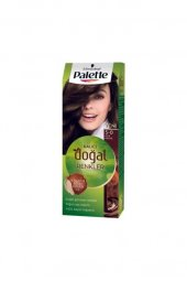 Palette Kalici Dogal Renkler 50 Ml (5-0) Findik Kahvesi