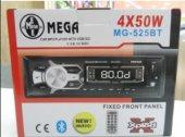 MEGA MG-525 TEYP 4X50 BLUETOOTH TEK USB GİRİŞ
