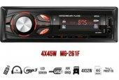 MEGA MG-261 TEYP 4X45 BLUETOOTH ÇİFT USB GİRİŞ