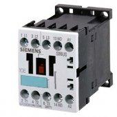 Siemens,Sirius Kontaktör 3kW 7A 1NO 230VAC 3RT1015-1AP01