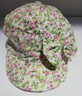 prahar kız çocuk yazlık şapka