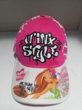 winx kız çocuk şapka lisanslı