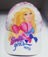 barbie 1466 kız çocuk yazlık şapka
