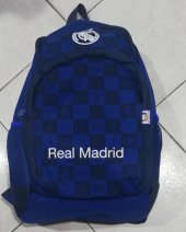 real madrid lisanslı sırt çantası