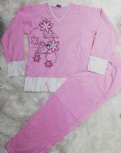 fapi 5410 kız çocuk mevsimlik uzun kol pijama takımı