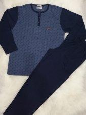 piccolo& grande mevsimlik uzunkol erkek pijama takımı