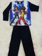 çimpa bakugan lisanslı orjinal erkek çocuık pijama takımı mevsimlik