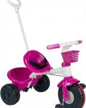 Ebeveyn Kontrollü ( İTMELİ )3 Tekerlekli Seleli Çocuk Bisikleti-P