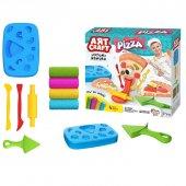 ArtCraft Pizza Seti Oyun Hamuru 200 Gr