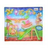 B8287-6677 Asya, Happy Play Time Oyun Parkı / Kartela / +3 yaş