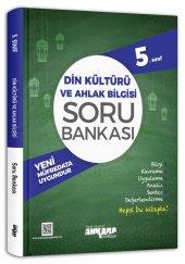 5. Sınıf Din Kültürü ve Ahlak Bilgisi Soru Bankası Ankara Yayıncılık