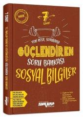 7. Sınıf Güçlendiren Sosyal Bilgiler Soru Bankası Ankara Yayıncılık