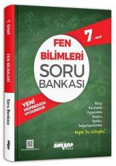 7. Sınıf Fen Bilimleri Soru Bankası Ankara Yayıncılık